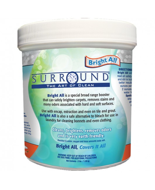 Surround Bright All - 3 lb. Canister