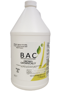 PreVasive Botanical Antimicrobial Cleaner (BAC) - Case of 4
