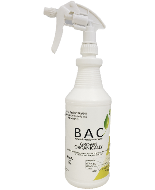 PreVasive Botanical Antimicrobial Cleaner - Quart