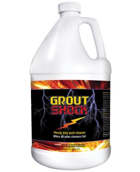 Grout Shock - Case