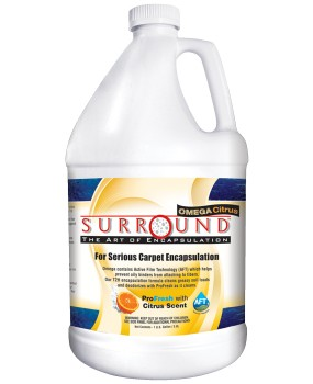 Surround OMEGA Citrus with ProFresh Scent - Case - Auto Refill Program - 10% ($149.00)