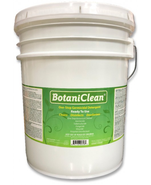BotaniClean® Disinfectant - 5 Gallon Pail*