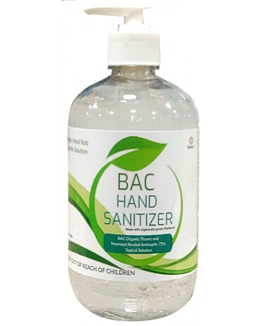PreVasive BAC Hand Sanitizer - 16.9 oz Bottle - CLOSE OUT SPECIAL