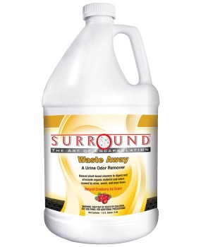Surround Waste Away Urine Odor Remover – Gallon