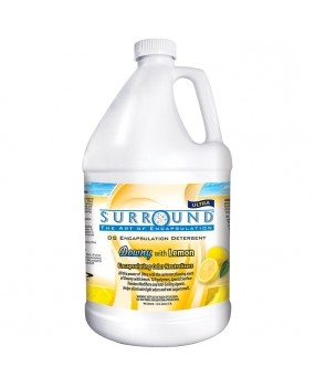 Surround Ultra Downy with Lemon Encapsulation Detergent - Case